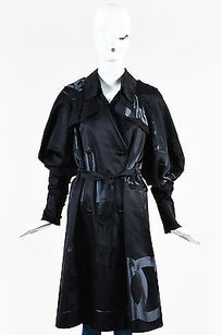 Chanel 06a Silk Trench Coat