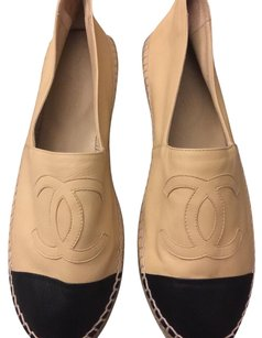 Chanel Two tone Flats