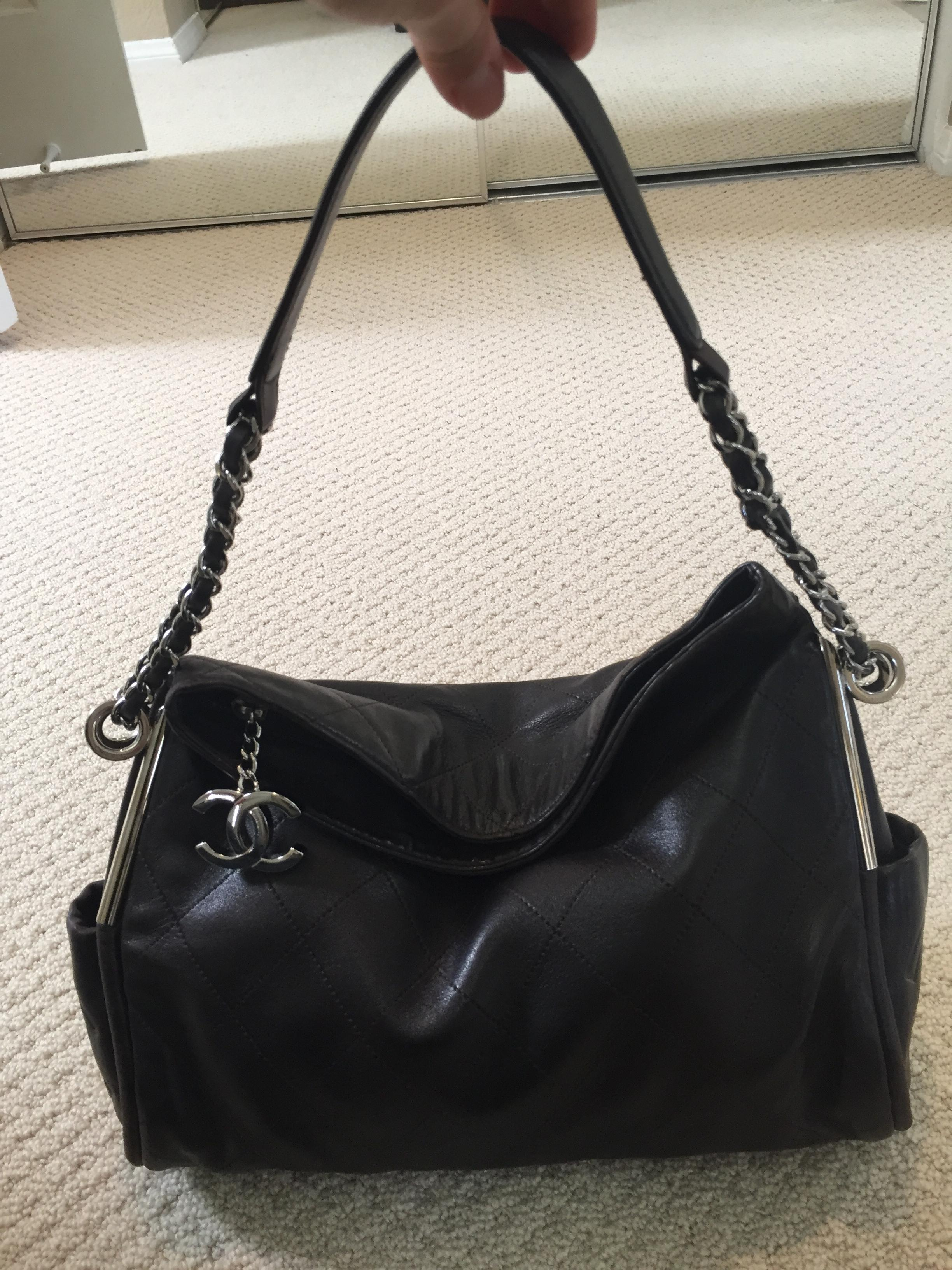 Chanel Quilted Ultimate Soft Diamond Stitch Hobo Bag | Hobos on Sale