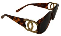 Chanel Vintage Chanel Tortoise shell sunglasses
