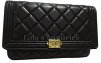 Chanel Woc Boy Woc Wallet On Chain Boy Classic Cross Body Bag