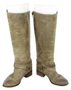 Charles David Womens Taupe Boots