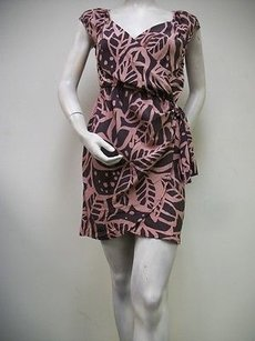 Charlie jade short dress Multi-Color Faux Wrap Cap on Tradesy