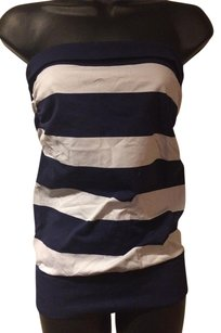 Charlotte Russe Striped Nautical Top