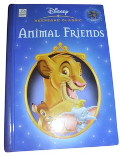 Children's story & activity book Child Children's Kids storybook story & activity book Disney classic Animal Friends