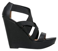 Chinese Laundry Finalpairs Heels-and-pumps Mothersday Moonlightblksmooth-8.5 Black Wedges