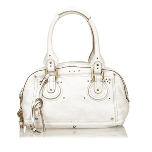 Chloé Leather Others 6bclsh014 Shoulder Bag
