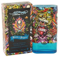 Christian Audigier Ed Hardy Hearts & Daggers By Christian Audigier Eau De Toilette Spray 1.7 Oz