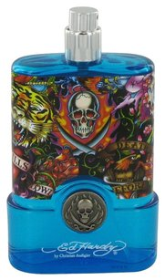 Christian Audigier ED HARDY HEARTS & DAGGERS ~ Men's EDT Spray (Tester) 3.4 oz