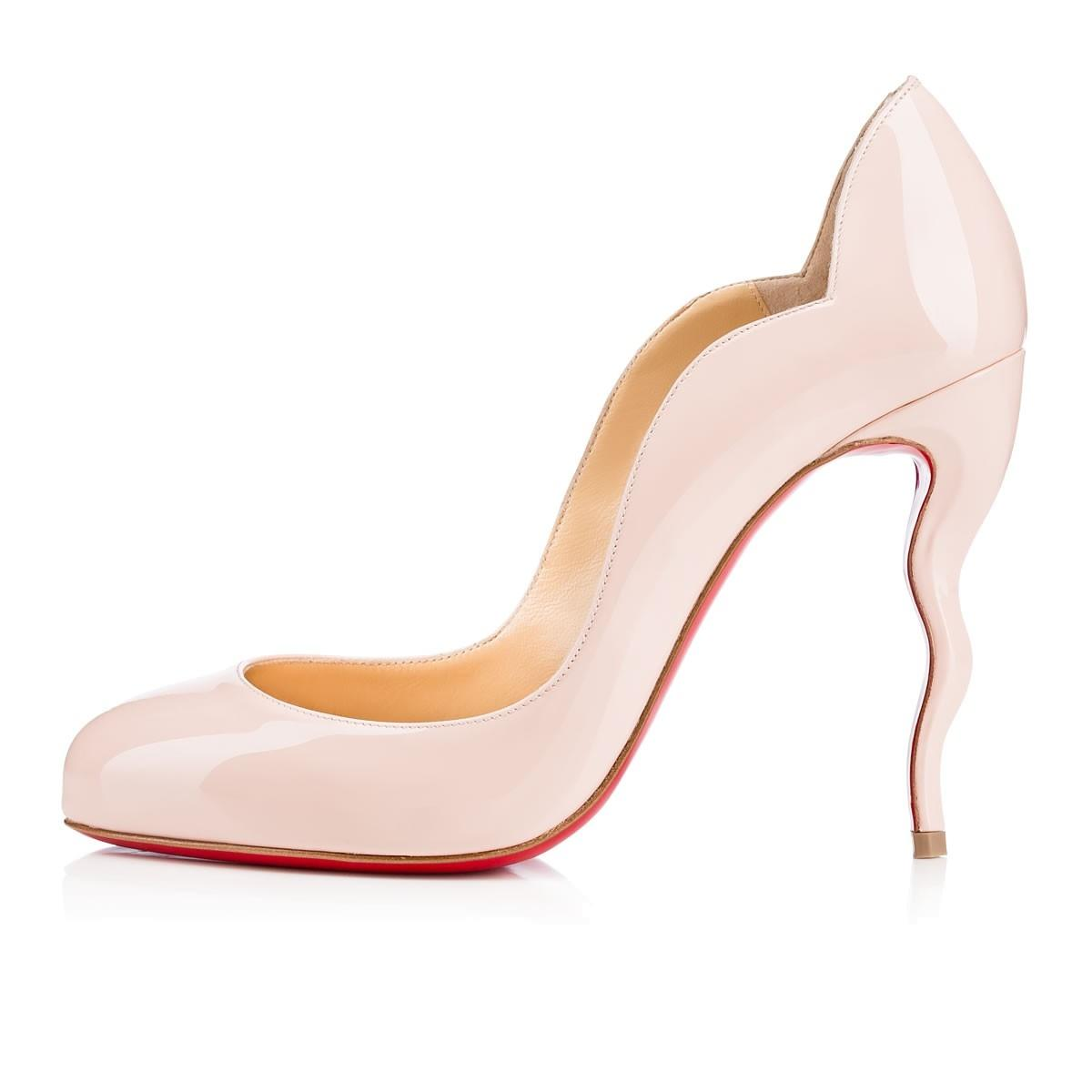 cheap sale under $60 limited edition cheap price Christian Louboutin Wawy Dolly 100 Pumps free shipping under $60 sale Cheapest vtl5WPS