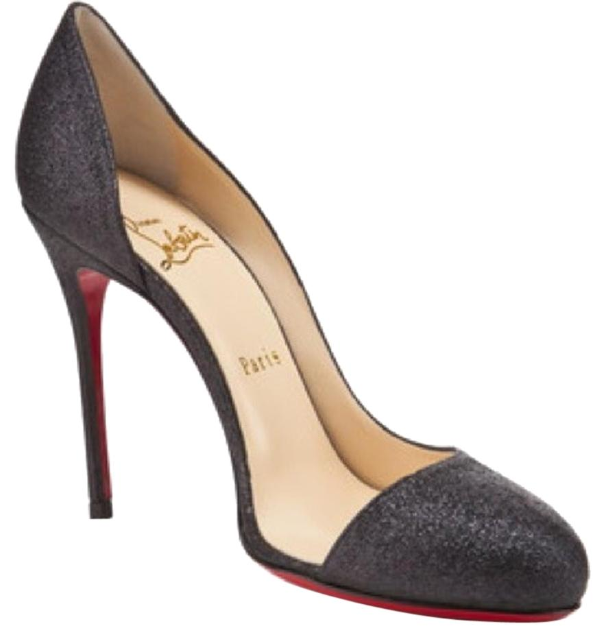 Christian Louboutin Black Pumps ...