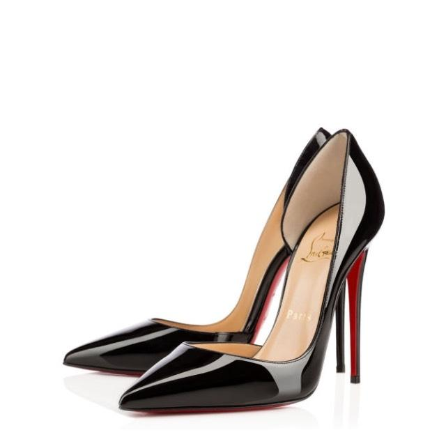 39e2d42e7f3c promo code for christian louboutin black court shoe zero fb0fe c8f90