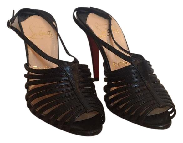 Christian Louboutin Special Occasion granate