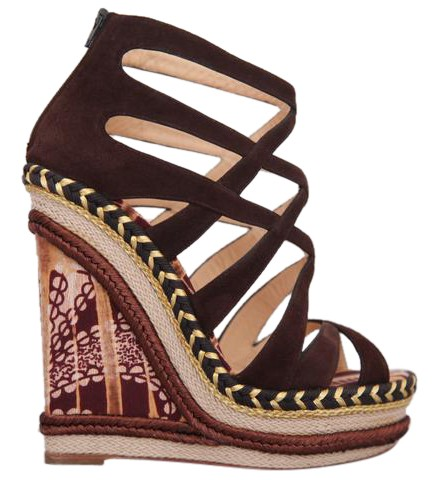 Christian Louboutin Cage Platform Wedges many kinds of for sale sale new shopping online free shipping discount best sale discount genuine r40O9HVtYJ