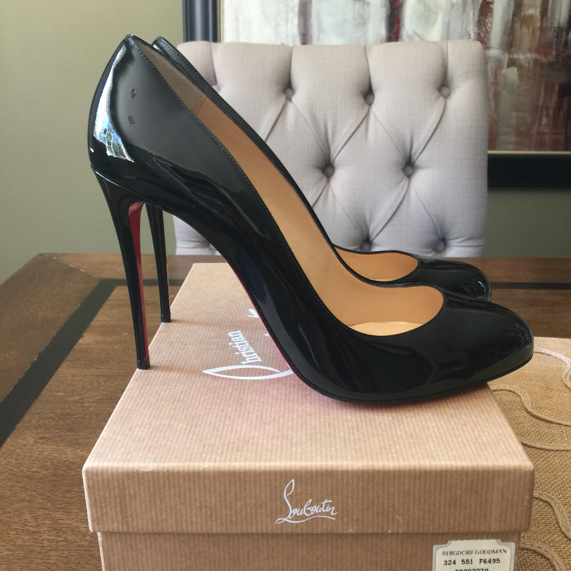 separation shoes db749 d2261 wholesale christian louboutin tsar pumps for sale toronto ...