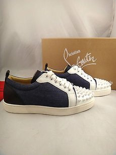 Christian Louboutin Louis Blue Athletic