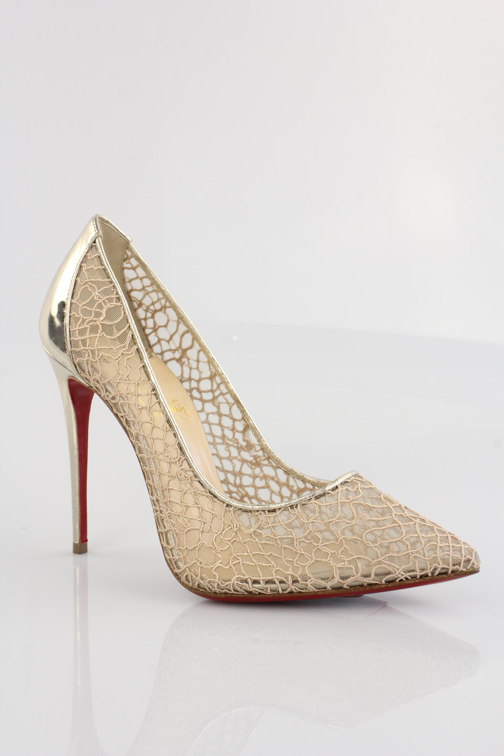 2dce73b03bb canada christian louboutin pigalle lace pumps 207f2 3982b