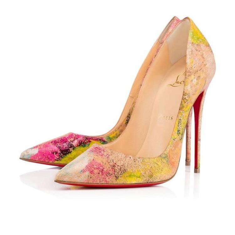 pretty nice ced85 f9675 christian louboutin ladies shoes