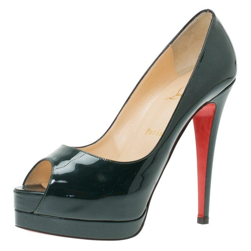 2920db6750e Christian Louboutin on Sale - Up to 70% off at Tradesy. Guaranteed  authentic Christian Louboutin shoes ...