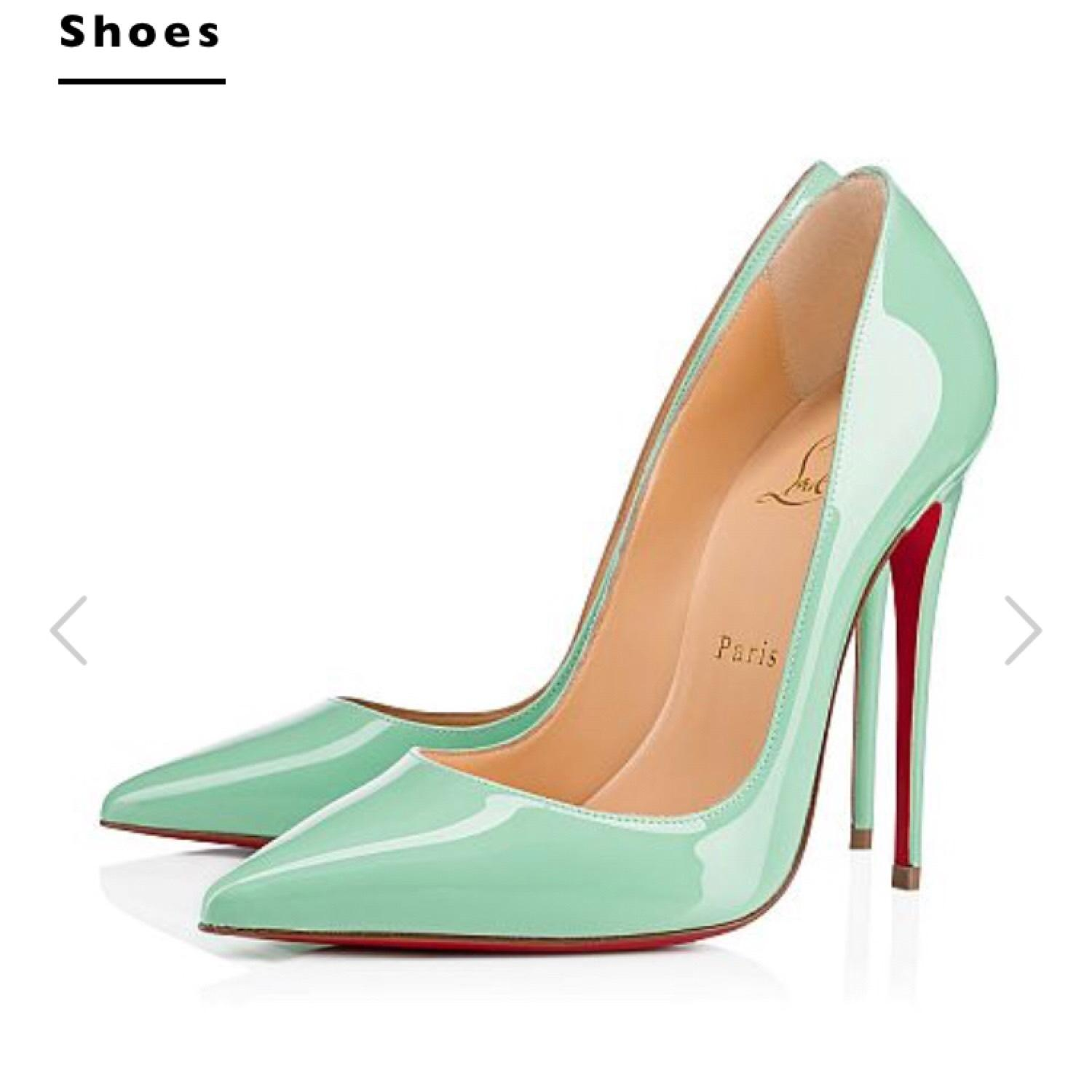 4fcf7afc980d ... where to buy christian louboutin green pumps 14f90 792ee