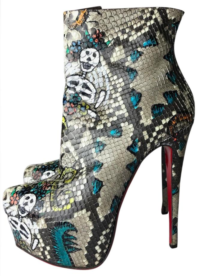 louboutin Booty Multicolore