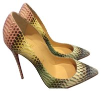 Christian Louboutin Multi/ombre Pumps