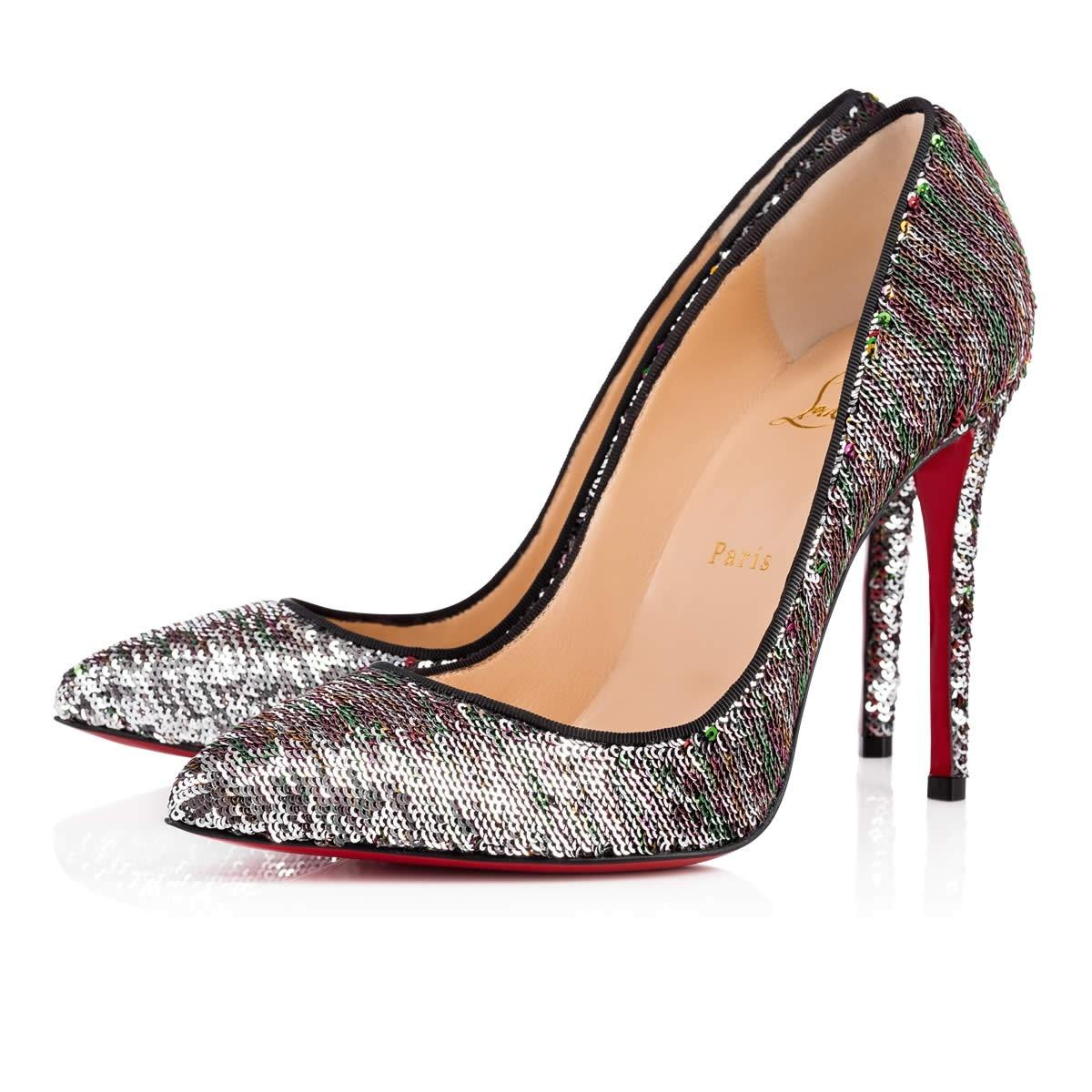 christian louboutin shoes with price