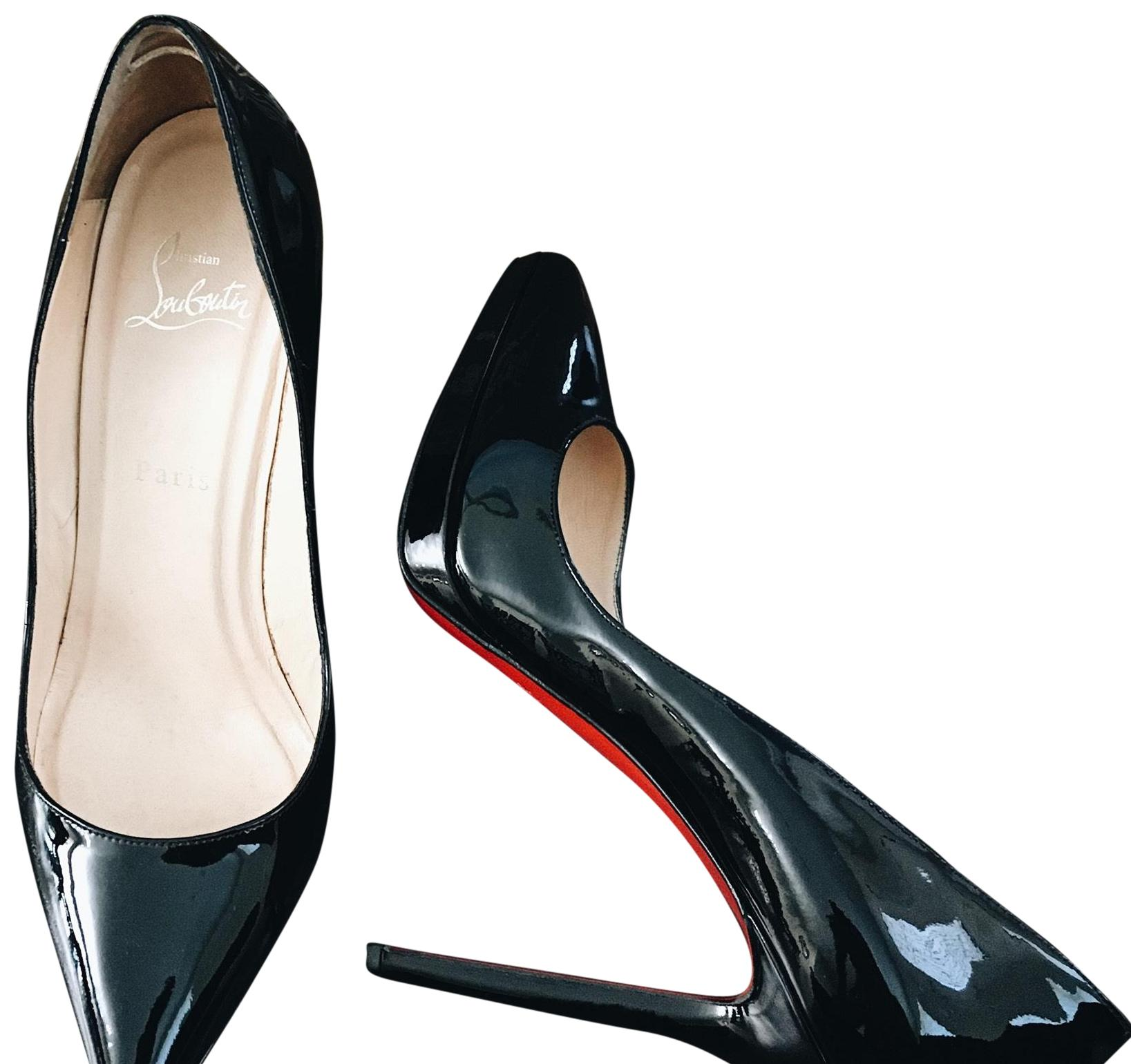 71137ec52e18 ... canada christian louboutin pigalle plato pumps up to 70 off at tradesy  55ff3 c55ec