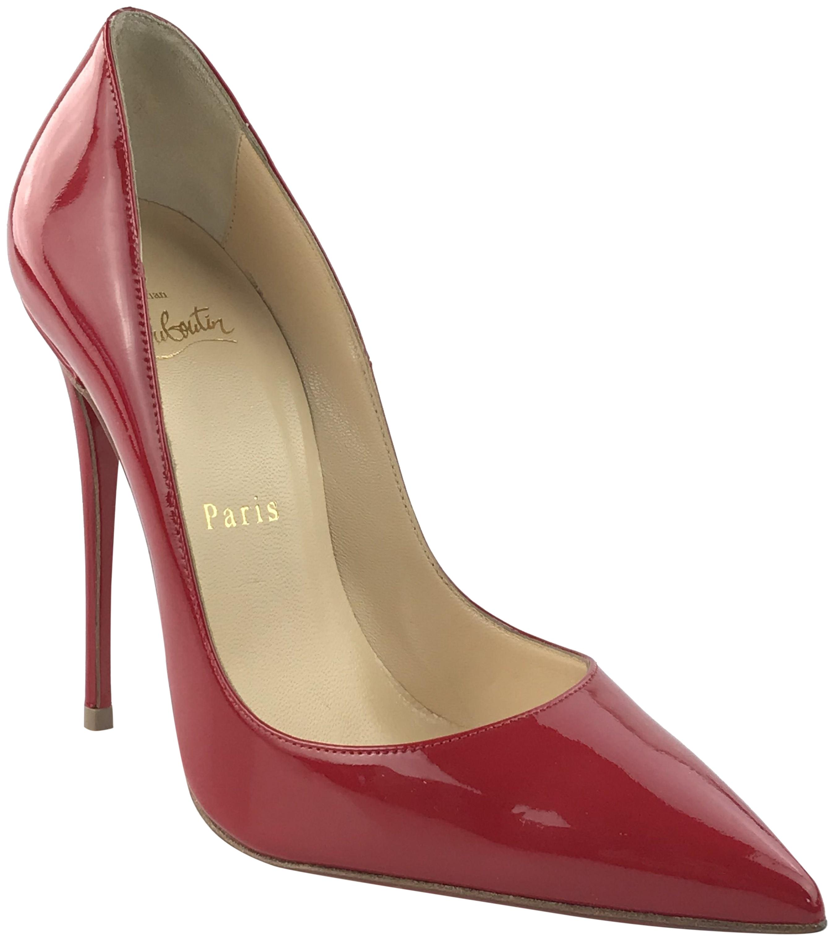 64645dce72b1 Christian Louboutin Red So Kate 120 Patent Pumps Size Size Size EU 36.5  (Approx. US 6.5) Regular (M