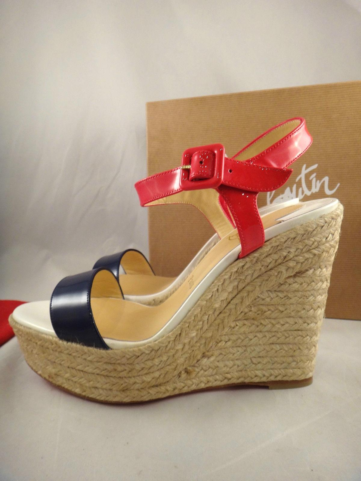 Christian Louboutin Wedges Chica