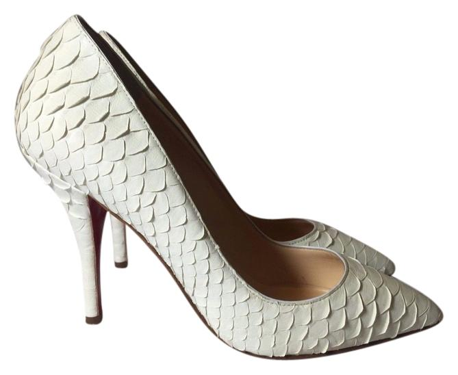 1924e30a734a ... discount code for christian louboutin white pumps d7df1 ab063