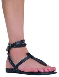 Circus by Sam Edelman Black Sandals