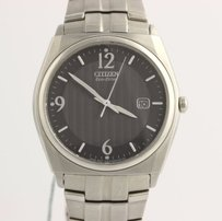 Citizen Citizen Bm6140-50e Mens Watch Eco-drive 180 Collection - Stainless Steel