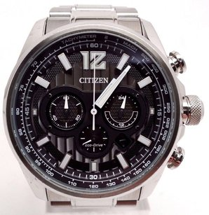 Citizen Citizen Eco-drive Shadowhawk Series Mens Chronograph Watch Ca4170-51e