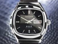Citizen Mens Japanese Vintage Citizen Automatic Collectible Watch Jr31