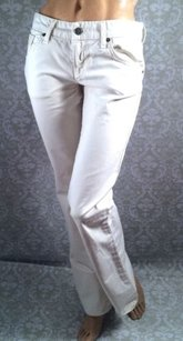 Citizens of Humanity Beige Flare Leg Jeans