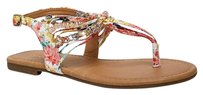 City Classified Multi/Print Sandals