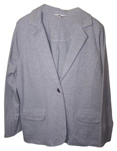 CJ Banks Gray Blazer