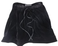 Co Black Drawstring Fit Ngw Skirt