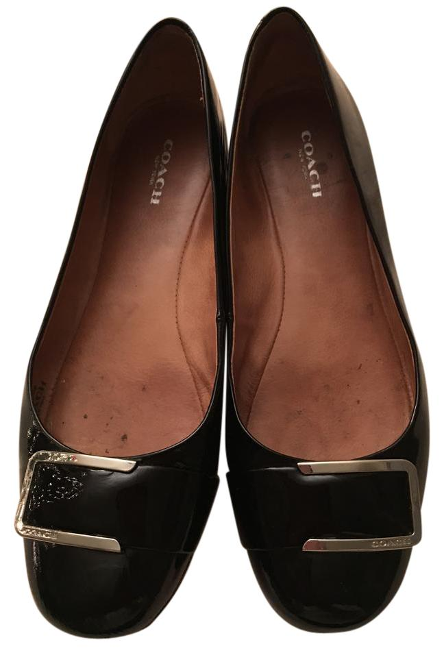 9a138a40aa4 clearance tumblr Coach Suede Round-Toe Flats buy cheap footlocker pictures  cheap sale outlet locations