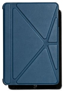 Coach COACH BLEECKER ORIGAMI IPAD air 1 2 CASE French Blue