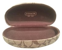 Coach Coach Oversized Clamshell Sunglass Case Only