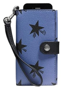 Coach Coach Phone Clutch in Star Canyon Print coated Canvas F53440 Wristlet F53567