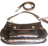 Coach Date Night Sparkle Bling Satchel Studded Shoulder Bag