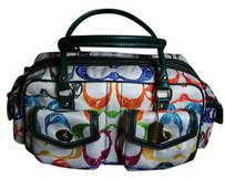 Coach Dooney & Bourke Louis Vuitton Tote in Multi-Color