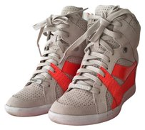 Coach Grey/Orange Athletic