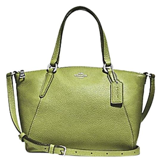 0afff0d39 ... bag polished leather f0d33 1702d; discount code for coach metallic hobo purse  satchel in green 2d077 90142