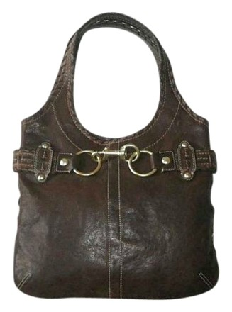 Coach Louis Vuitton Dooney Gucci Channel Vintage Rare Tote in Brown