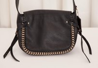 Coach Black Dakotah Leather Cross Body Bag