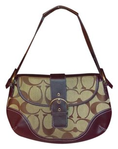 Coach Purse Trendy Shoulder Bag